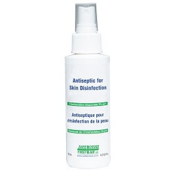 Solution antiseptique vaporisateur 125ml